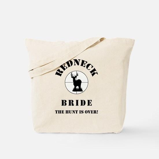 REDNECK BRIDE Tote Bag