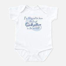 Blessed Godmother BL Infant Bodysuit