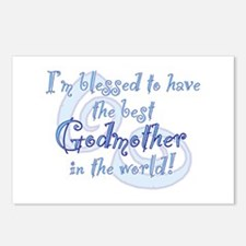 Blessed Godmother BL Postcards (Package of 8)