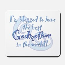 Blessed Godmother BL Mousepad
