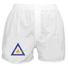 Myanmar Roundel Boxer Shorts