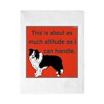 OYOOS Dog Attitude design Twin Duvet