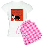 OYOOS Dog Attitude design Women's Light Pajamas