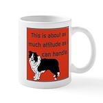 OYOOS Dog Attitude design Mug