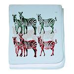 OYOOS Zebra design baby blanket