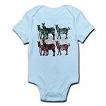 OYOOS Zebra design Infant Bodysuit