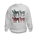 OYOOS Zebra design Kids Sweatshirt