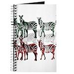 OYOOS Zebra design Journal