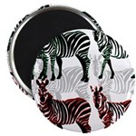 OYOOS Zebra design Magnet