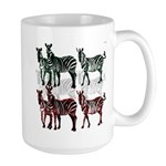 OYOOS Zebra design Large Mug