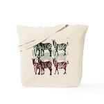 OYOOS Zebra design Tote Bag