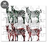 OYOOS Zebra design Puzzle