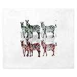 OYOOS Zebra design King Duvet