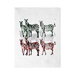 OYOOS Zebra design Twin Duvet