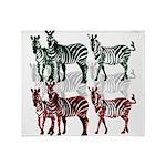 OYOOS Zebra design Throw Blanket