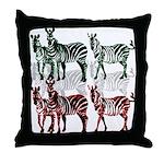 OYOOS Zebra design Throw Pillow