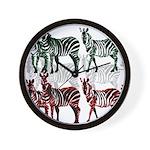 OYOOS Zebra design Wall Clock