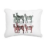 OYOOS Zebra design Rectangular Canvas Pillow