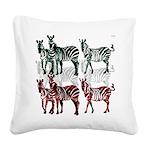 OYOOS Zebra design Square Canvas Pillow