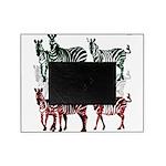 OYOOS Zebra design Picture Frame