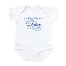 Blessed Godfather BL Infant Bodysuit