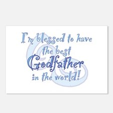 Blessed Godfather BL Postcards (Package of 8)