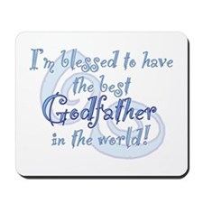 Blessed Godfather BL Mousepad