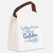 Blessed Godfather BL Canvas Lunch Bag