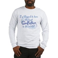 Blessed Godfather BL Long Sleeve T-Shirt