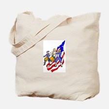 Fife and Drum Tote Bag