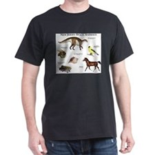 New Jersey State Animals T-Shirt