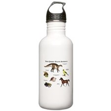 New Jersey State Animals Water Bottle