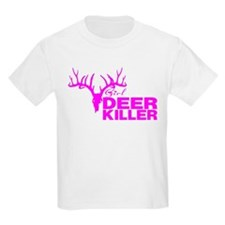 GIRL DEER KILLER T-Shirt