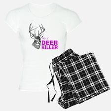 GIRL DEER KILLER Pajamas