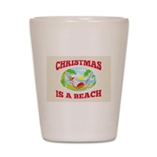 Santa Claus Father Christmas Beach Relaxing Shot G