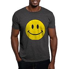 Big Yellow Happy Face T-Shirt