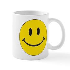 Big Yellow Happy Face Mug