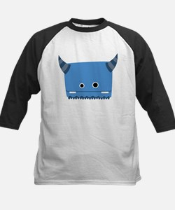 Blue Horned Monster Tee