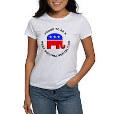 West Virginia Republican Pride Tee