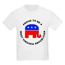 West Virginia Republican Pride T-Shirt