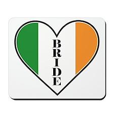 IRISH BRIDE Mousepad