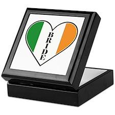 IRISH BRIDE Keepsake Box