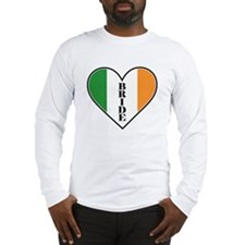 IRISH BRIDE Long Sleeve T-Shirt