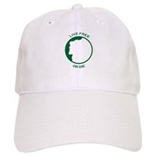 Live Free Baseball Cap