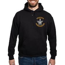 Navy - Rate - DM Hoodie