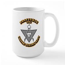 Navy - Rate - DM Mug