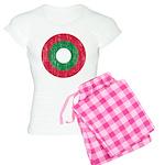 Maldives Roundel Women's Light Pajamas