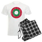 Maldives Roundel Men's Light Pajamas
