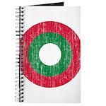 Maldives Roundel Journal