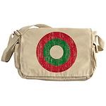 Maldives Roundel Messenger Bag
